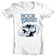 Moon Knight T-shirt Silver Age comic books retro 70s comics cotton graphic tee image 2