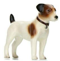 Hagen Renaker Dog Jack Russell Terrier Ceramic Figurine image 3