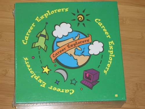 CAREER EXPLORERS Board Game - Explore the possibilities, play in the world or wo