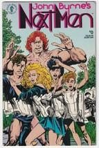 Next Men #0 February 1992 Dark Horse Comics - $0.99