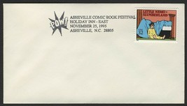 """Asheville Comic Book Festival Nov 25, 1995, """"Little Nemo in Slumberland"""" - $1.00"""