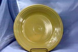 Homer Laughlin 2002 Fiesta Yellow Dinner Plate image 1