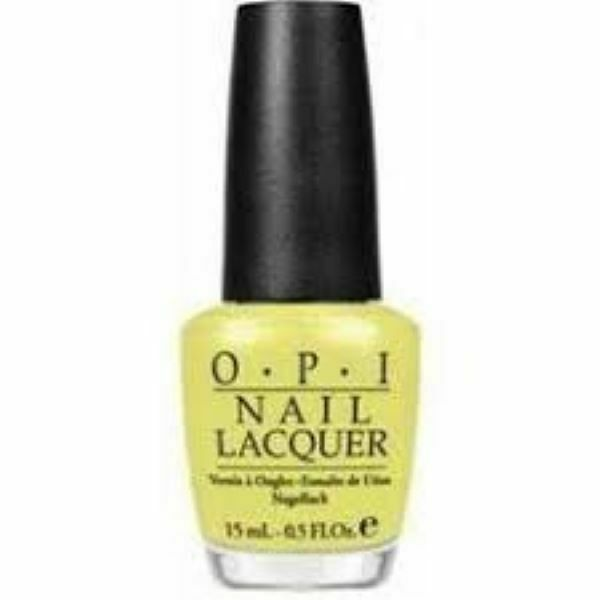 OPI nail lacquer fiercely fiona NL B94 0.5 ounces - $6.76