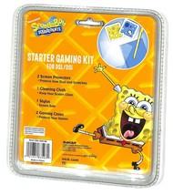 Spongebob SquarePants Starter Gaming Kit for Nintendo DSL/DSi NEW - $4.80