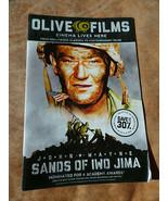Olive Films Movie, DVD, Bluray illusrated Catalog Classic & Contemporay ... - $23.00