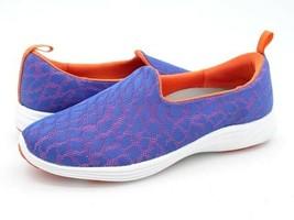 Vionic Womens 9.5 Agile Hydra Purple Arch Support Orthaheel Slip On Sneaker Shoe - $39.99