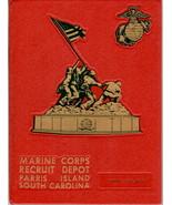 US Marine Corps Recruit Parris Island South Carolina 1986 2016 - 2019 Ye... - $98.99