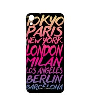 Fashion Cities - Sublime Case for HTC Desire 826 - $23.95