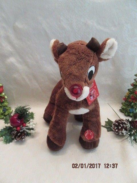 Christmas Bath /& Body Works Winter Reindeer Plush NEW!