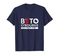 Texas Vote For Beto for Senate Beto Orourke Tee Beto for us Senate Shirt... - $12.86+