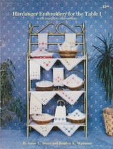 Hardanger Embroidery for the Table I complete instructions Towel Napkin ... - $4.94