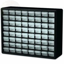 Akro-Mils 10164 64 Drawer Plastic Parts Storage Hardware And Craft Cabin... - $98.22 CAD