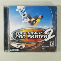 Tony Hawks Pro Skater 2 PC Game Activision Neversoft Windows 95 98 Rated T - $10.99