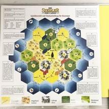 KOSMOS Die Siedler von Catan BOARD GAME WITH AN ORIGINAL BOX C81 - $350.00