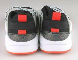 Cat & Jack Boys Toddler Black Mesh Red Keenan Slip-On Sneakers NWT image 4