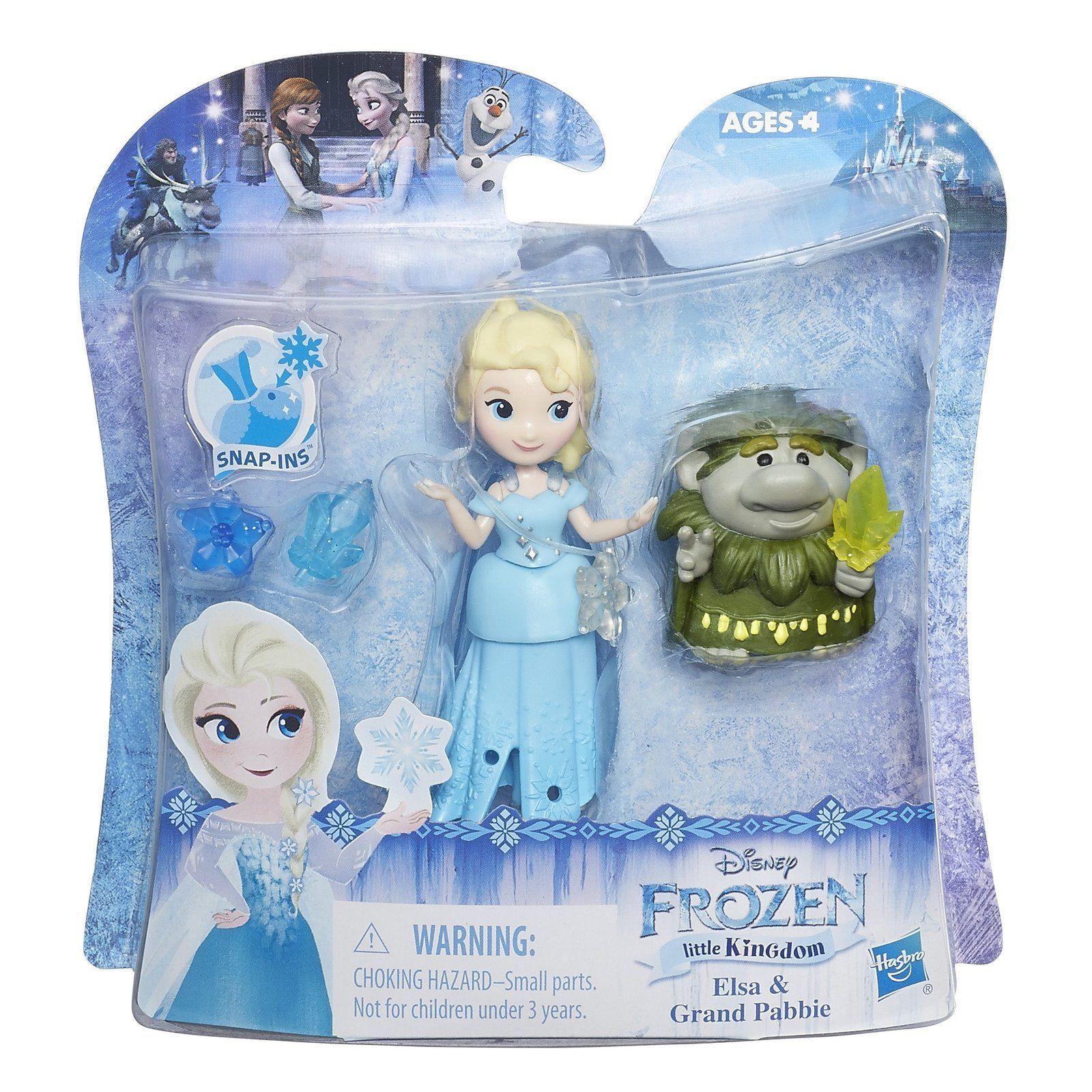 Image 1 of Disney Frozen Little Kingdom Miniature 3