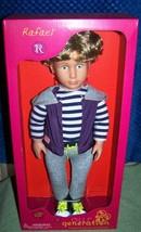 """Our Generation RAFAEL 18"""" Boy Doll New - $39.88"""