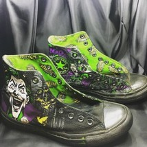 Men's Black Chuck Limited All 7 Star Green Size Joker DC Comics Taylor Converse 0wqXXT7P