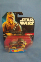 Toys Mattel NIB  Hot Wheels Disney Star Wars Chewbacca Die Cast Car  - $8.95