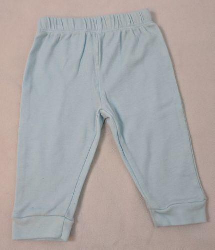 Swiggles Baby Boy Light Blue Sweat Pants Size 3-6M