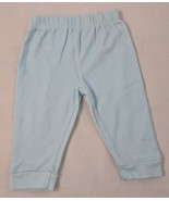 Swiggles Baby Boy Light Blue Sweat Pants Size 3-6M - $5.00