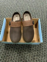 BNIB (w/o lid) Easy Spirit Womens Vapour3-J Closed Toe Slide Sandals, Size 6.5M - $39.59
