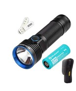 Olight R50 2500 Lumens Seeker Cree XLamp XHP50 LED Rechargeable Flashlig... - $76.99