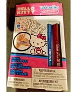 Hello Kitty Tattoodles 102 Tattoos 2 Pens Stocking Stuffer - $5.87