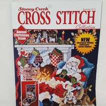 Stoney Creek Cross Stitch Collection Magazine Patterns Summer 2012 Chris... - $9.99