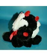 "Russ Applause Stuffed Animal Dog 10"" Valentine Devil Plush 68401 Soft Re... - $26.09"