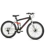 """27.5"""" Genesis V2100 Mountain Pro Bike Off Road Tires 21-Speed Bicycle, 5... - $261.85"""