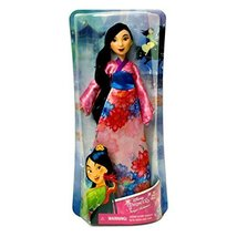 Royal Shimmer Disney Year 2017 Princess Series 12 Inch Doll Set - Mulan E0280 in - $34.99