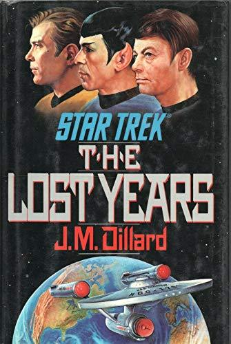 Primary image for STAR TREK THE LAST YEARS by J M DILLARD Pocket Books 1989 1st Hardcover [Hardcov