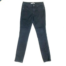 Black Skinny Jeans 12 Youth Canyon River Blues Jegging Legging Stretch  - $5.94