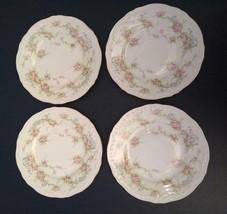 "Theodore Haviland New York Yvonne Desert Plates 6 1/4"" - Lot of 4 - $14.97"