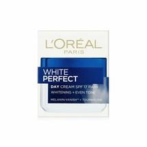 L'Oreal Paris White Perfect Day Cream SPF17++ 50ml Free Shipping - $25.20