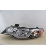 2013 KIA FORTE COUPE DRIVER LH HALOGEN HEADLIGHT OEM 308 - $116.40
