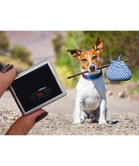 Find My Pet GPS Tracker locates finds dogs cats use with smartphone free... - $89.99