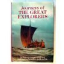 Journeys of the Great Explorers Burton, Rosemary; Cavendish, Richard and Stoneho