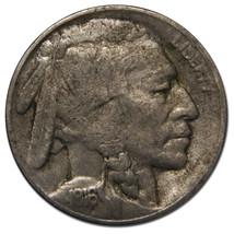 1916S Buffalo Nickel 5¢ Coin Lot # MZ 3485