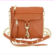 Rebecca Minkoff HS16IFCX01 Mini MAC Honey Convertible Cross-Body Handbag - $67.98
