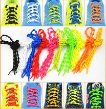 Knot Laces Elastic Shoelaces Triathlon Running No Tie Elasticated Shoe K... - $3.03+