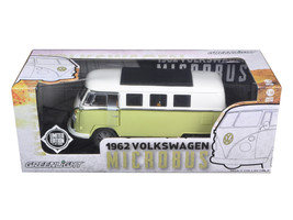 1962 Volkswagen Microbus Olive Green Limited to 300pc 1/18 Diecast Model Car by  - $69.99