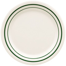 Emerald 9 inch Round Plate Melamine/Case of 24 - $259.88