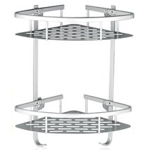 Lancher Bathroom Shelf-Storage, Organize, Shower-Caddy, Basket, Kitchen,... - $29.99
