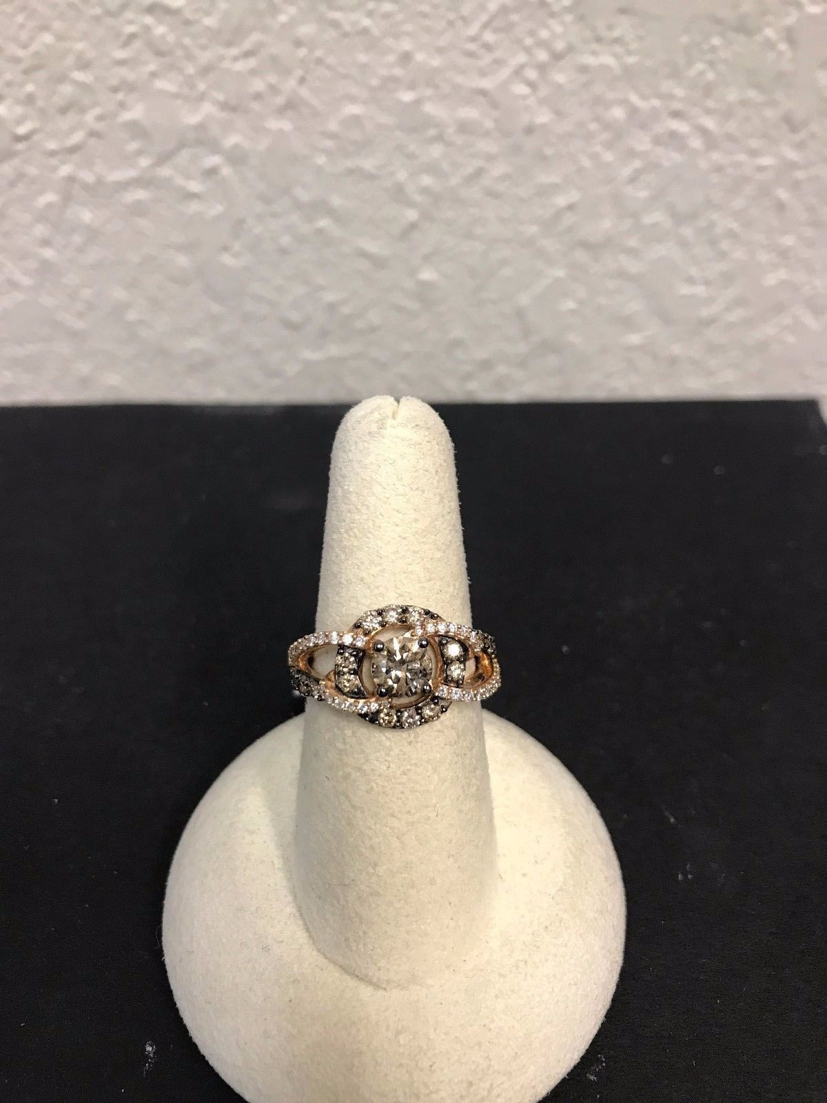 New Le Vian  YPVS 178 14kt  Rose Gold  Diamond Ring
