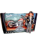"OOAK Harley-Davidson Motorcycles Tiny Kitty 10"" Tonner Doll + Barbie Mot... - $127.50"