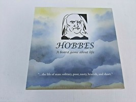 Hobbes, A board game about life. Gift idea for Jaded Adults New - $21.73