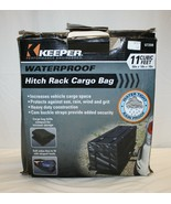 KEEPER Hitch Mount Cargo Carrier Bag Waterproof Travel Luggage Car Truck... - $49.49