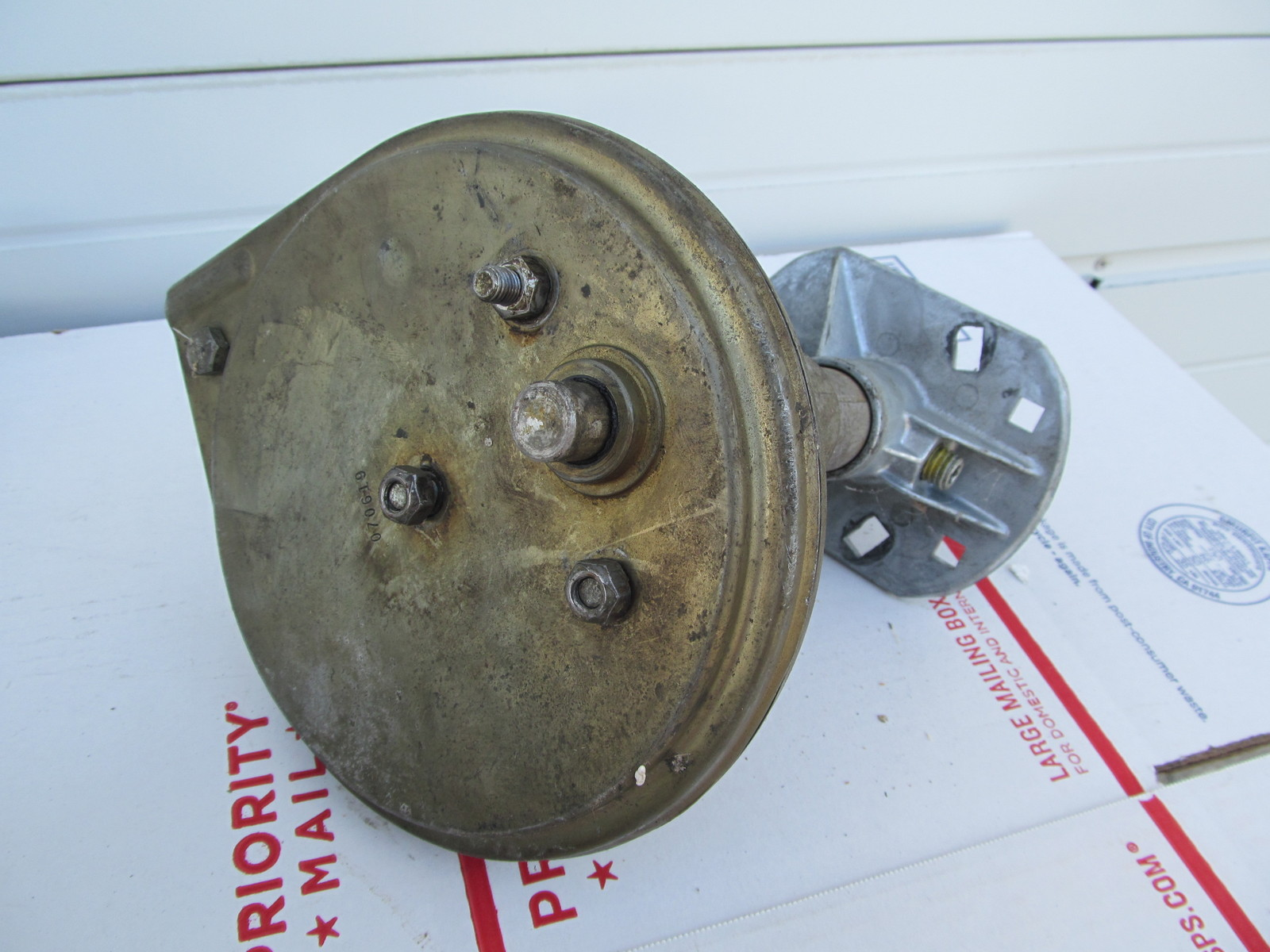 Rotary Vintage Boat Steering Helm And 50 Similar Items